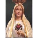 Postal del Inmaculado Corazón de María (F)