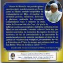 CD El Santo Rosario - La oración de la paz