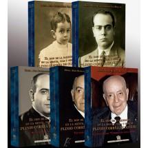 El don de la sabiduría en la mente, vida y obra de Pilinio Correa de Oliveir - Pack con Volúmenes I, II, III, IV y V